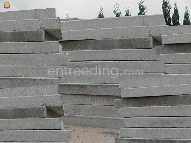 Prefab betonplaten Betonplaten