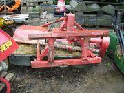 Tractor + veegmachine Veegmachines