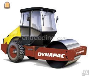 Dynapac Trilwals CA152D