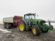 Tractor + kipper vgm kipper