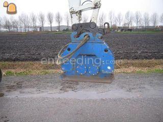 Hydraulische trilblokken Omgeving Steenwijk