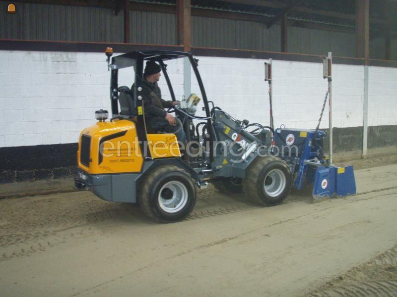 Wiellader / shovel Giant V 452 HD X-tra