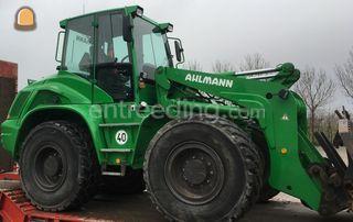 Ahlmann AZ150F Omgeving Purmerend