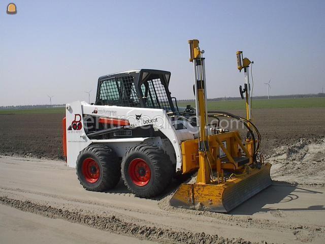 Schranklader Bobcat s130