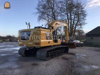 Cat M320 Omgeving Harderwijk