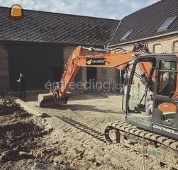 afbraakwerken Omgeving Ronse, Oudenaarde