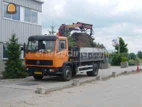 70 tons vaste weegbrug Omgeving Sliedrecht