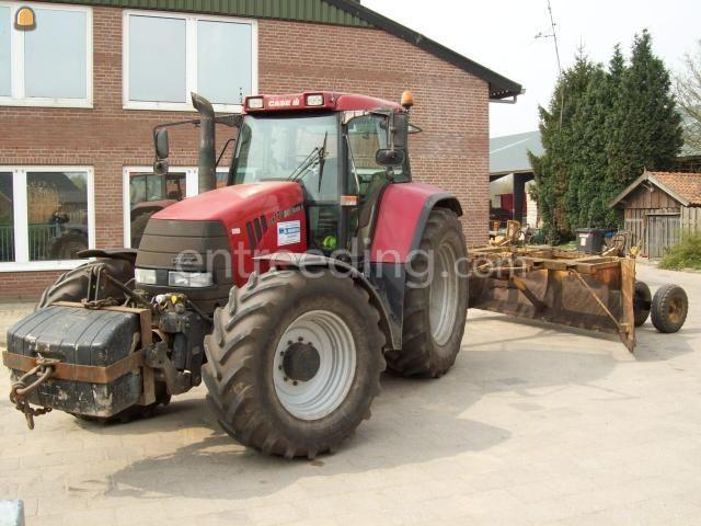 Tractor + kilver Case + Bos
