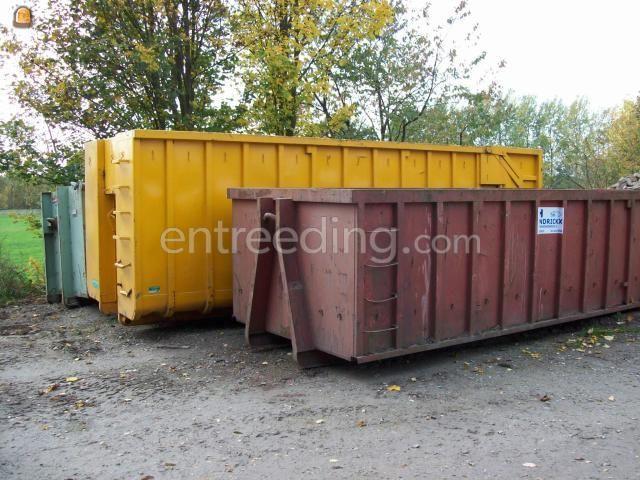 Open containers verschillende maten