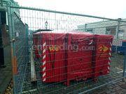 20m3 open top vloeistofdichte container