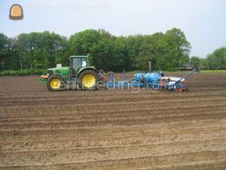 Tractor + Monosem Omgeving Barneveld