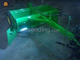 Tractor + kilver Omgeving Barneveld