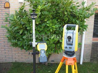 Trimble Total Station + G... Omgeving Langedijk