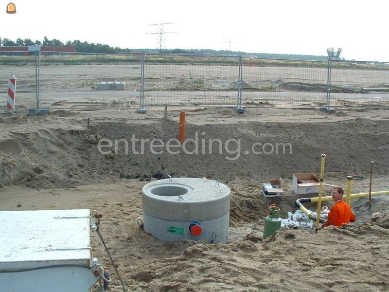Rioleringswerken  / afwateringswerken / nutsleidingen