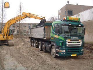 Scania Omgeving Sliedrecht