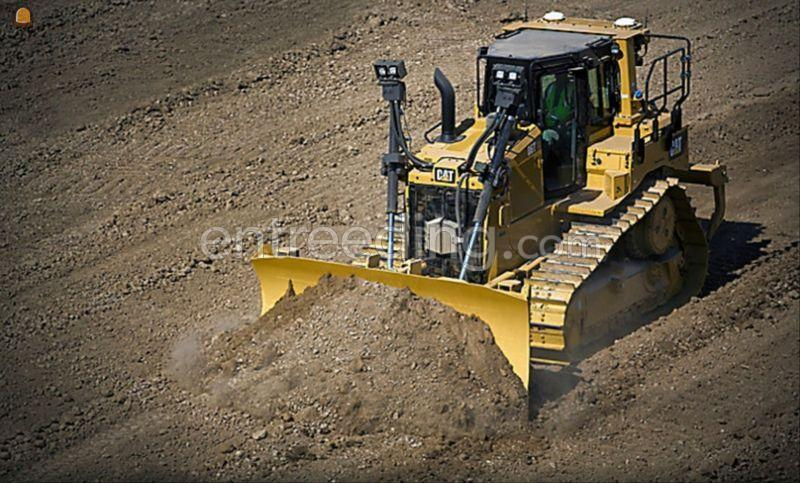 Cattpilllar D6T
