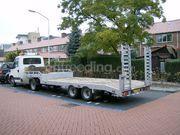Dieplader / oprijwagen Iveco