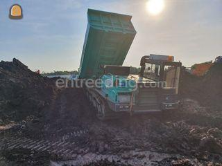 Dumper machinist Omgeving Rotterdam