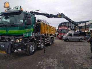 Containerwagens 20tons kr... Omgeving Veghel