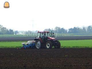 New Holland ts 90 Omgeving Breda