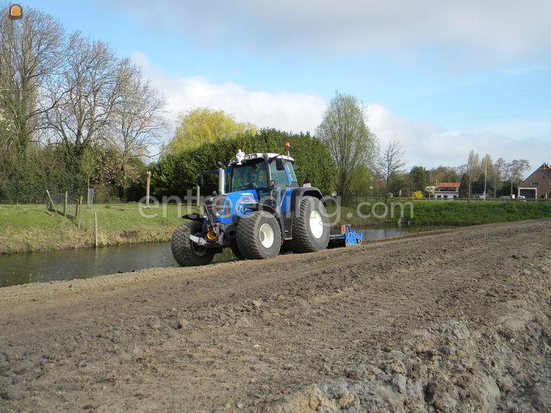 Tractor + Celli 3,00 m.
