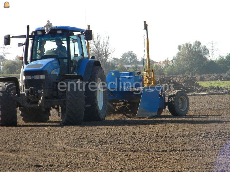 Tractor + kilver Mekos rhl 280