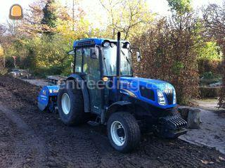 Tractor + spitmachine 1,8... Omgeving De IJsselsteden