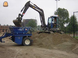 Tractor + zelfbouw onderl... Omgeving De IJsselsteden