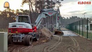 Takeuchi TB295W Omgeving Herentals, Turnhout