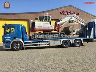 Depanneur vrachtwagen, tr... Omgeving Herentals, Turnhout