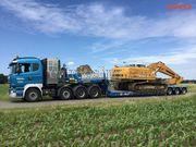 transporteren van machines, grondstoffen