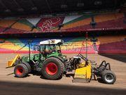 Tractor + kilver 2.50 m
