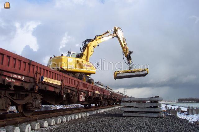 Projecten / werken Lossen vanaf wagons