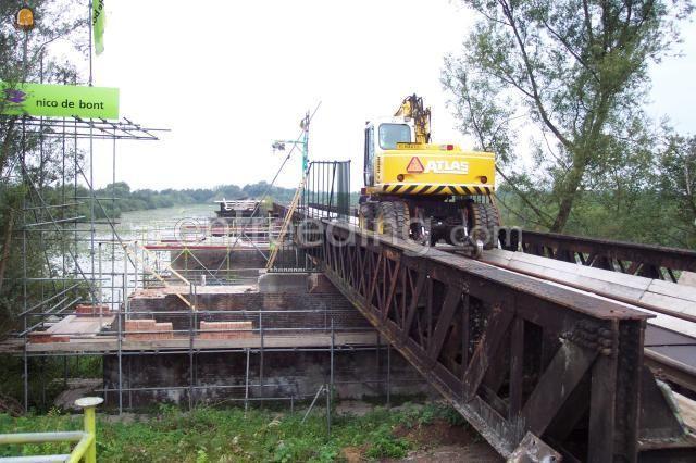 Projecten / werken Restauratie Moerputtenbrug