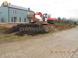 Kubota KX 080 Omgeving Dendermonde, Berlare, Uitbergen,