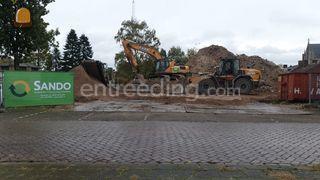 Menggralunaat 0/31,5 Omgeving Breda