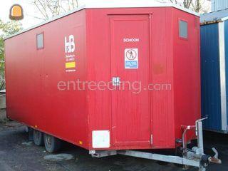 Mobiel Toilet Kopen : Entreeding mobiele wagens te huur