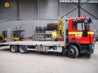 Iveco oprijwagen Omgeving Hilversum