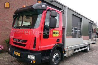Iveco Eurocargo Omgeving Oosterhout
