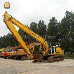 Hitachi ZX470LCH-3 Omgeving Beverwijk