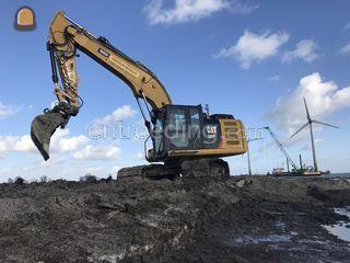 Cat 323F Omgeving Weesp