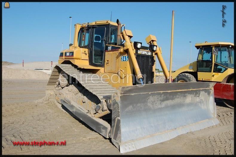 Bulldozer CAT D6R LGP