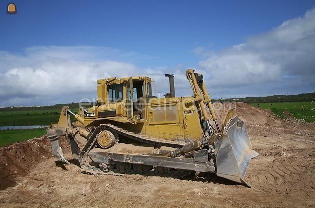 Bulldozer CAT D8N