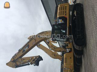 Caterpillar 352 F XE Omgeving Haarlem