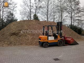 Houtsnippers Omgeving Meppel