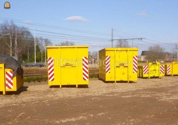Diverse containers te huur