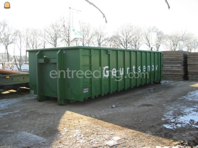 Open containers 8-20m3