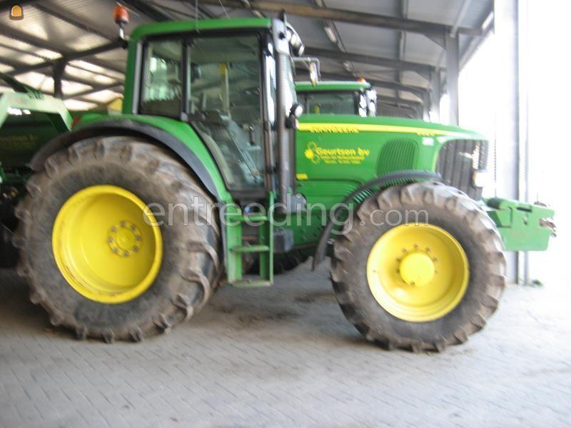 Tractor diverse types
