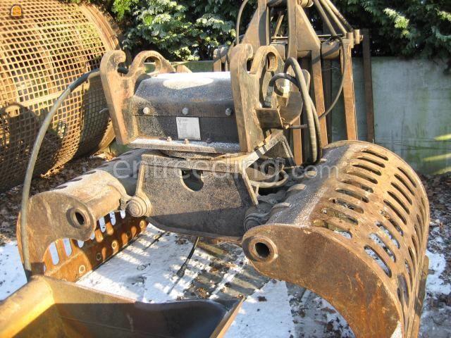 Sloop- en sorteergrijpers sorteer knijper 13-20 ton