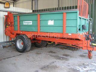8 tons breedstrooier Omgeving Ede
